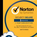 Norton Security Deluxe 2018