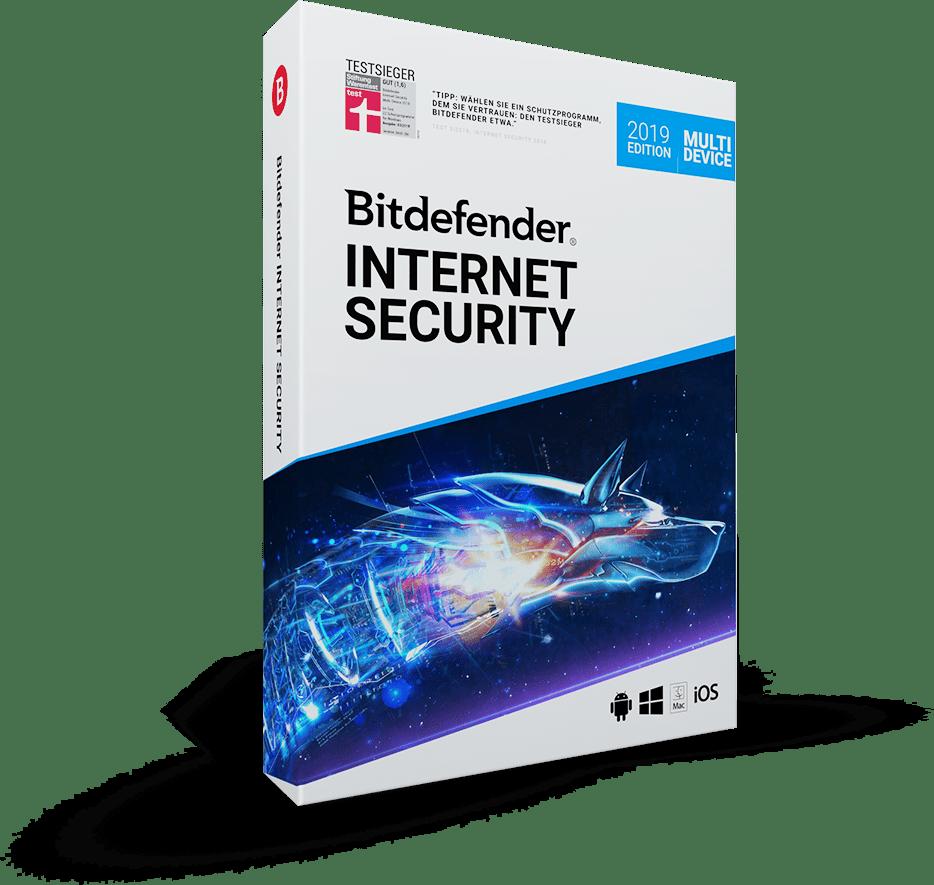 Bitdefender Internet Security 2019
