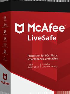McAfee LiveSave 2018