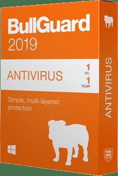 BullGuard Antivirus 2019