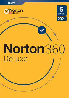 Norton Antivirus 360 Deluxe 2021
