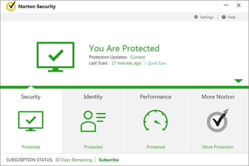 Norton Antivirus 2021